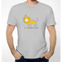 "Футболка ""I love Lviv"""